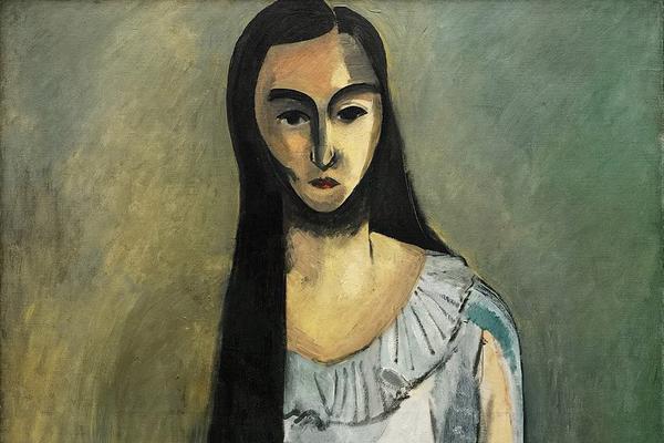 Henri Matisse The Italian Woman L'Italienne