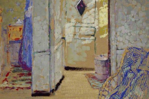 Ethel Sands: a dressing room