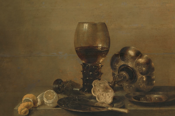 Still life of objects