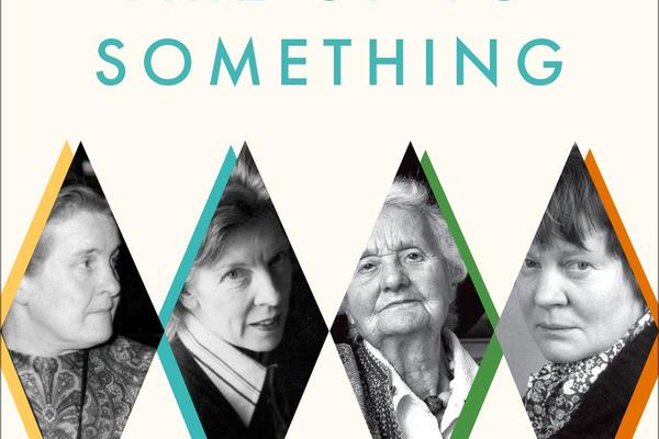 Book cover of Benjamin JB Lipscomb's The Women Are Up to Something: How Elizabeth Anscombe, Philippa Foot, Mary Midgley, and Iris Murdoch Revolutionized Ethics
