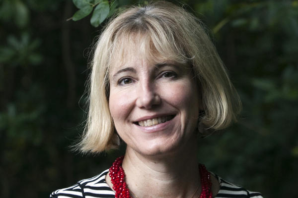 Professor Elleke Boehmer